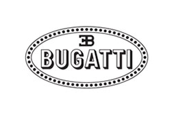 Referenzen Automotive Bugatti Logo